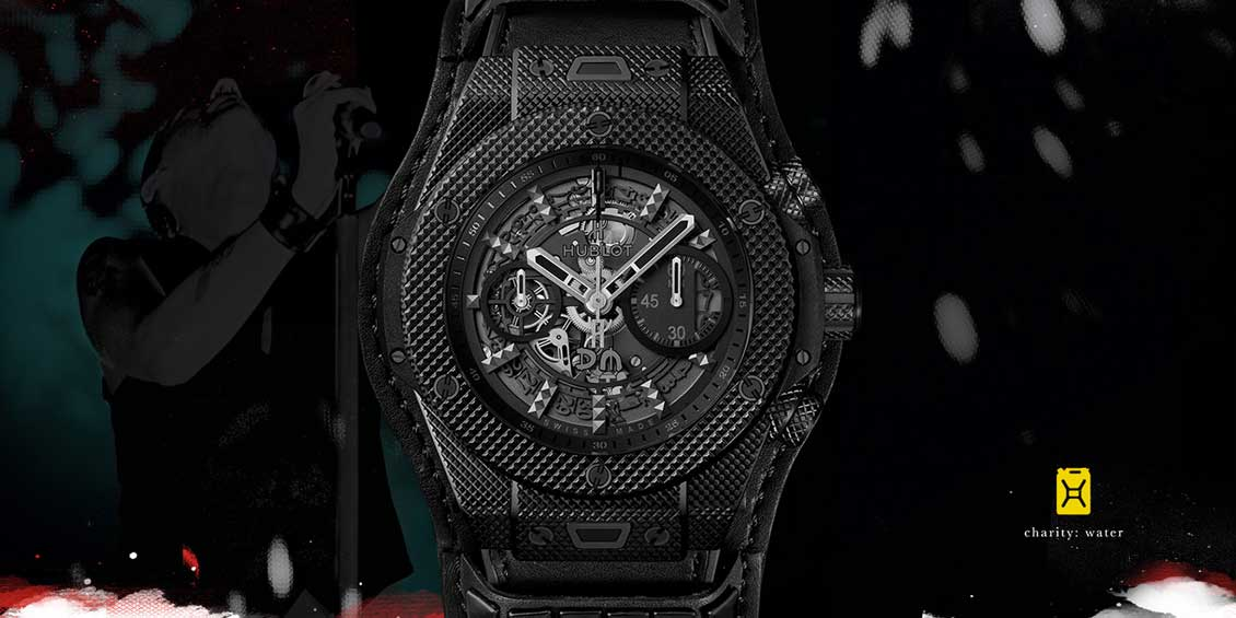 Hublot Depeche Mode Watch