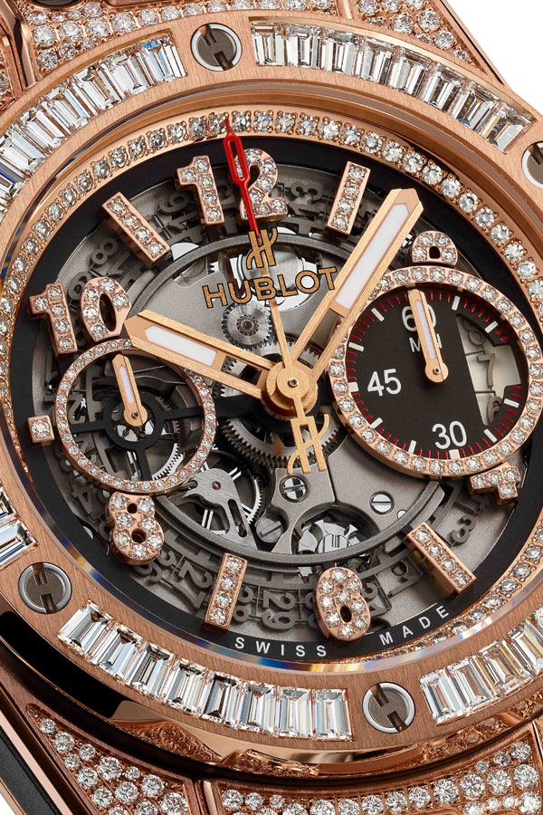jewelry floyd watches collection part s hublot making mayweather and pin ap up of