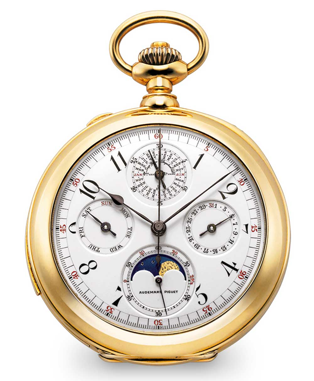 It's Complicated - Pocket Watch