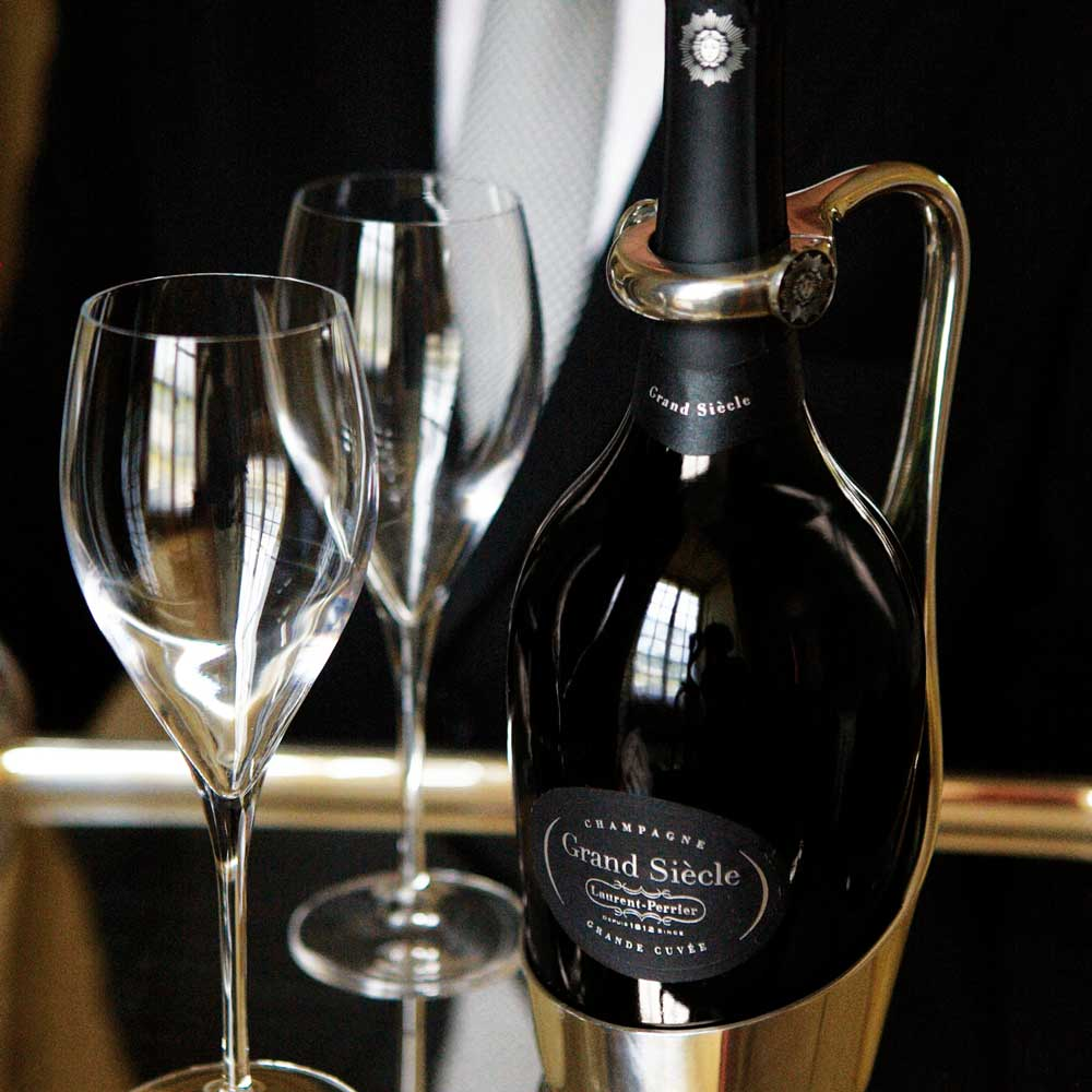 Laurent-Perrier Champagne Grand Siede