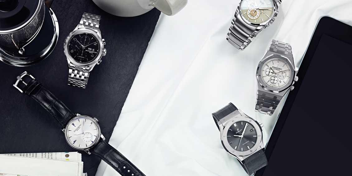 Luxury Watch Trade-In