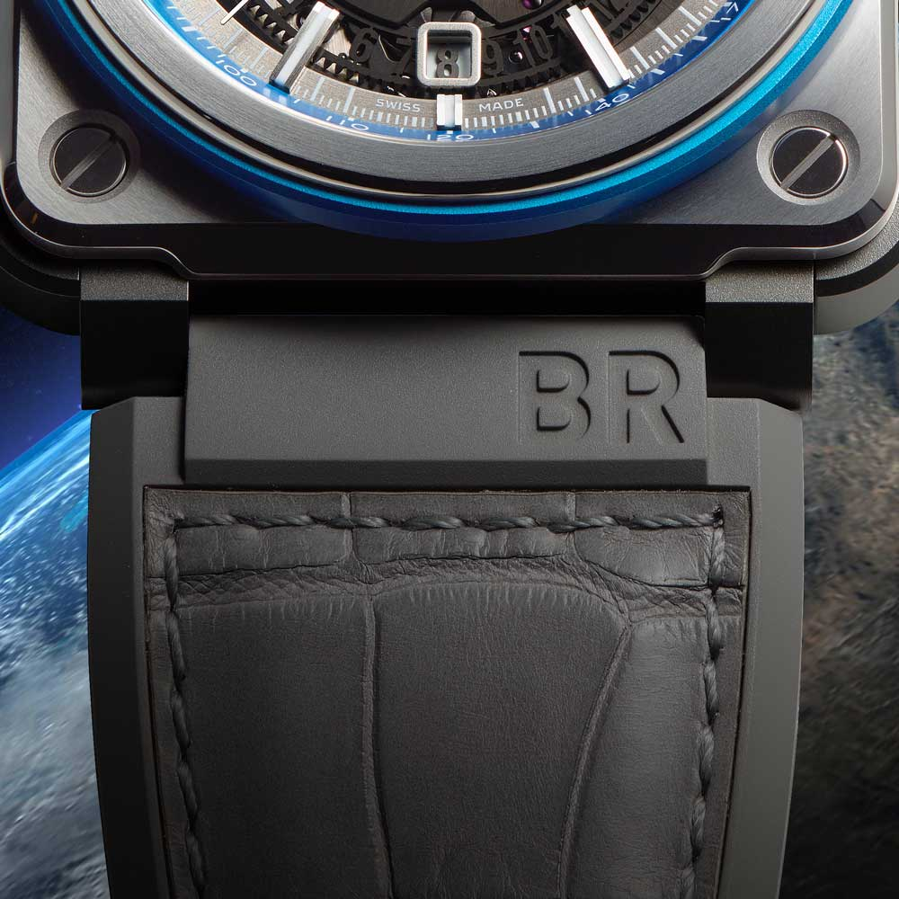 BR X1 HyperStellar Watch Strap