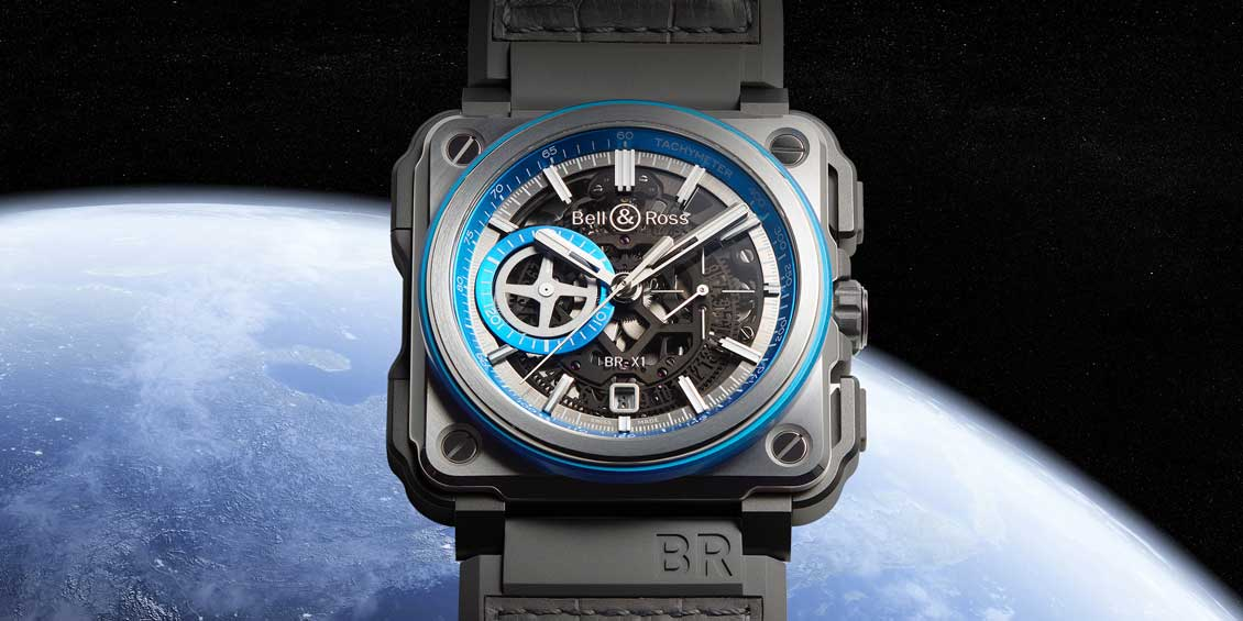 BR X1 HyperStellar Watch