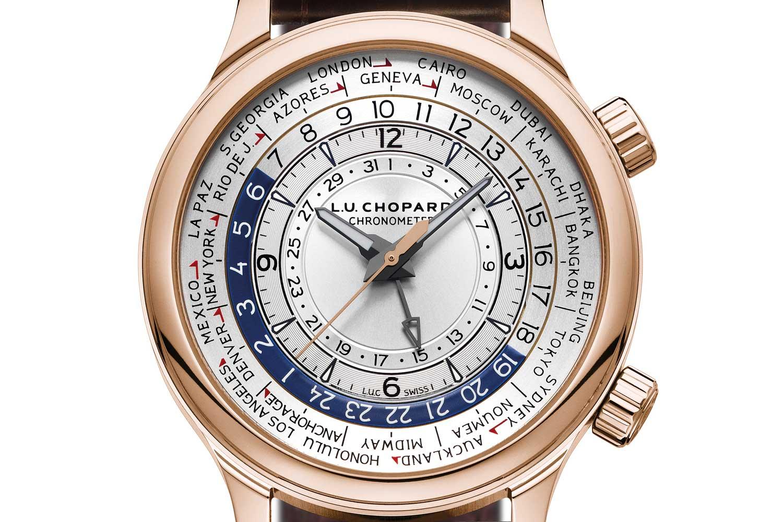 Chopard L.U.C. Time Traveler One
