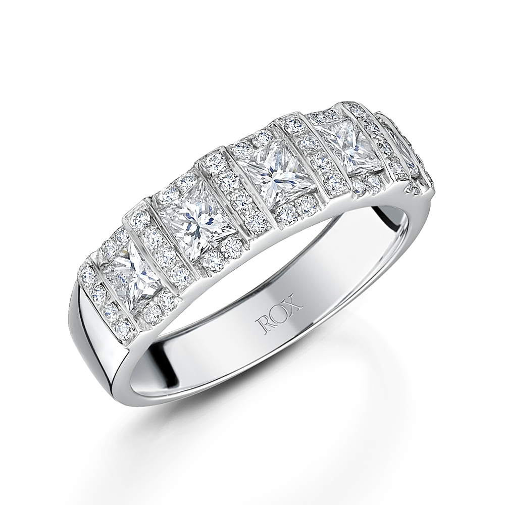 Diamond Cocktail Ring 1.53cts