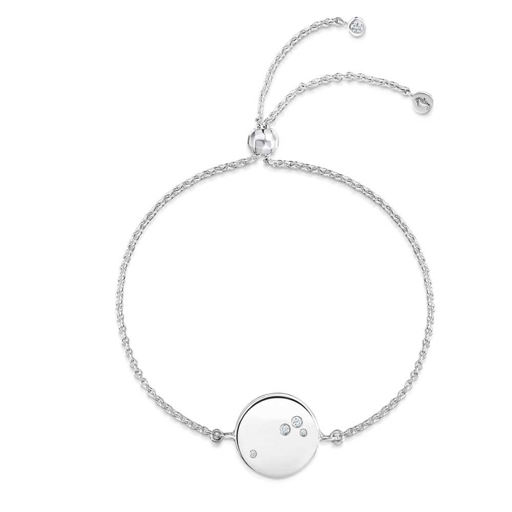 Diamond Zodiac Bracelet