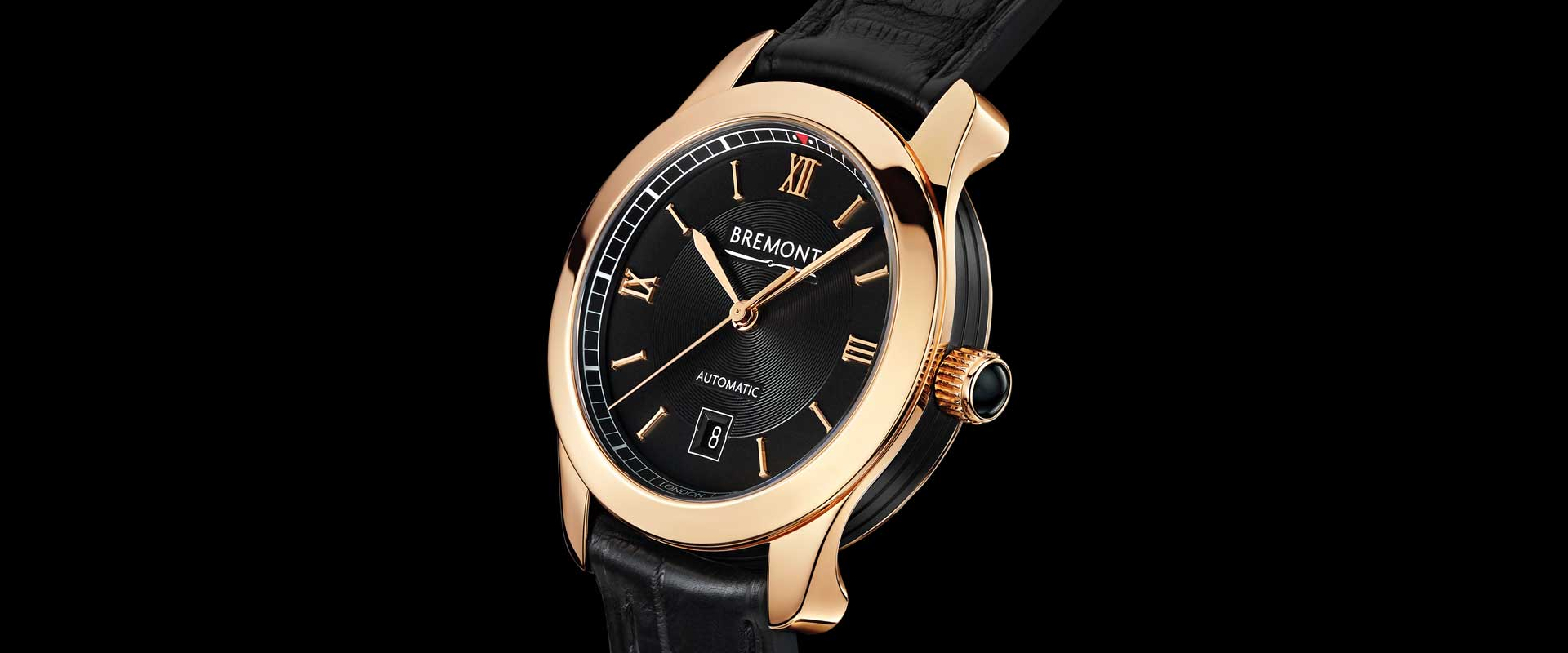 Bremont Solo-32 Rose Gold