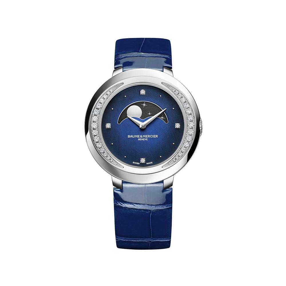 Baume & Mercier Promesse Moonphase Watch