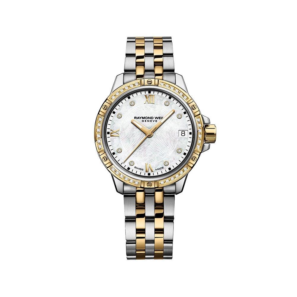 Raymond Weil Tango Diamond Watch