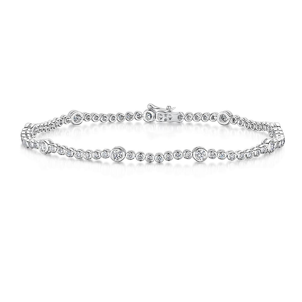 Diamond Bracelet 1.27cts