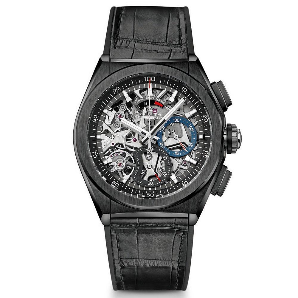 Zenith El Primero Defy Ceramic 44mm Watch
