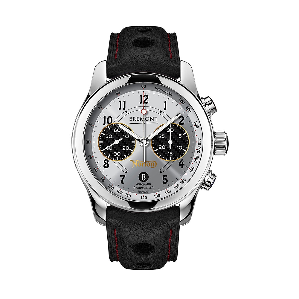 Bremont Norton V4 Limited Edition Watch V4/RR