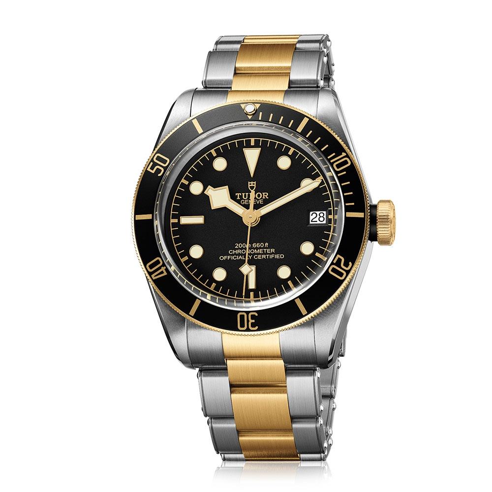 Tudor Heritage Black Bay S&G 41mm Watch