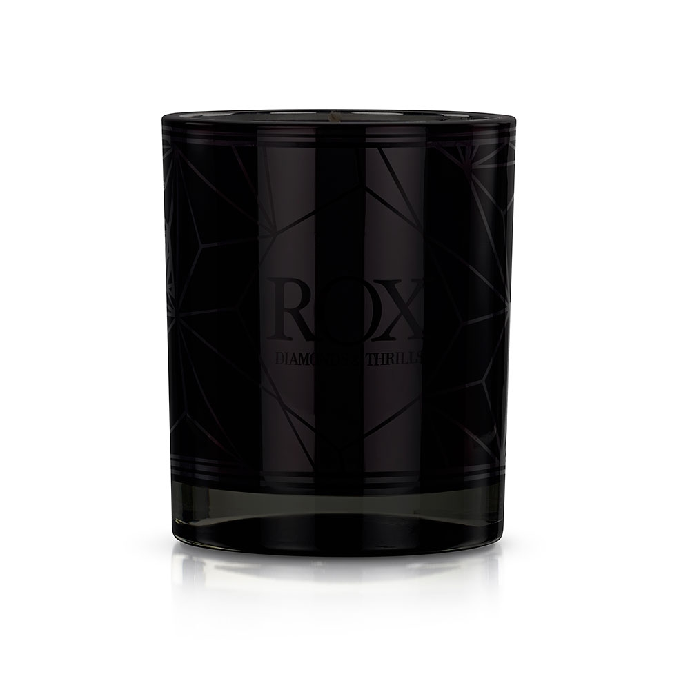 ROX Luxe Burning Embers Scented Candle