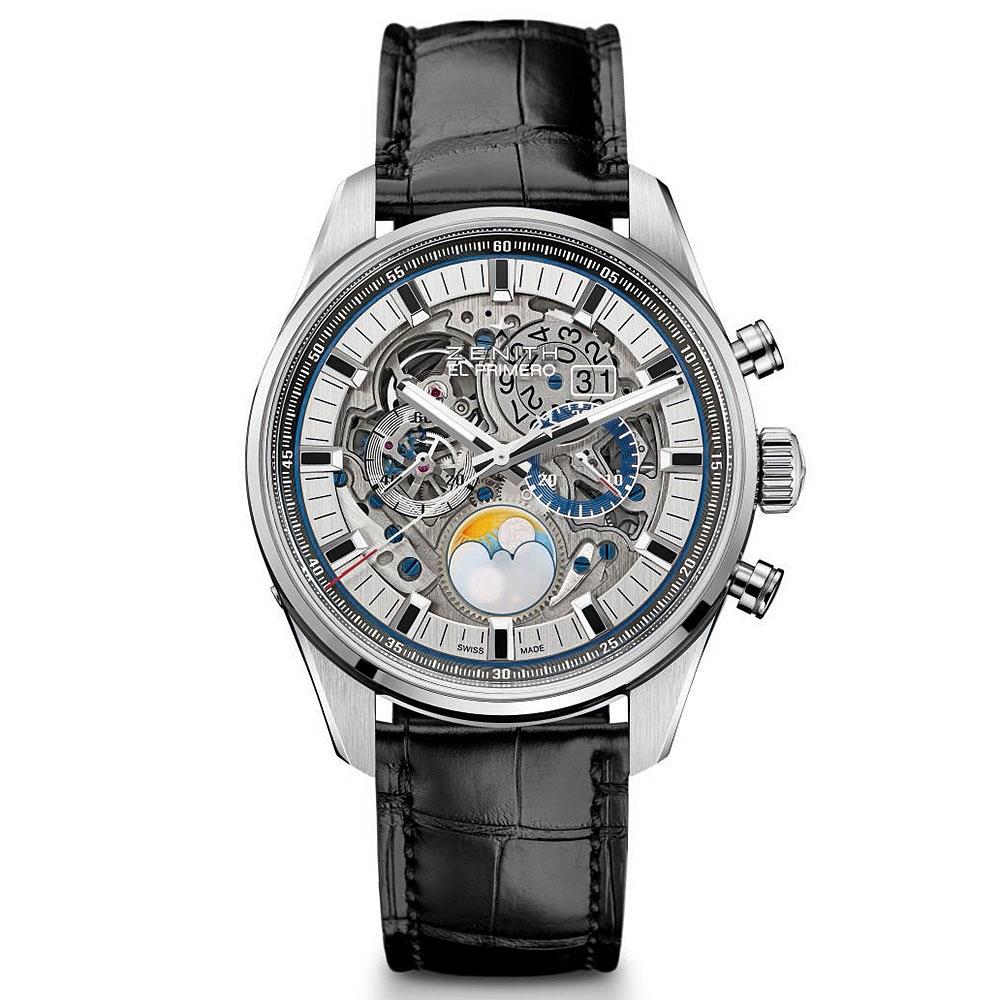 Zenith El Primero Chronomaster Grande 45mm Watch