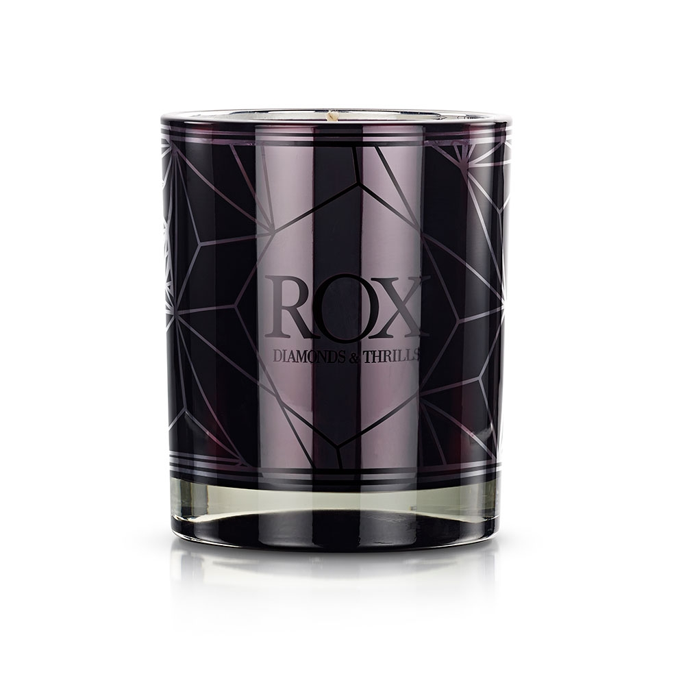 ROX Luxe Vetiver Kashmir Scented Candle