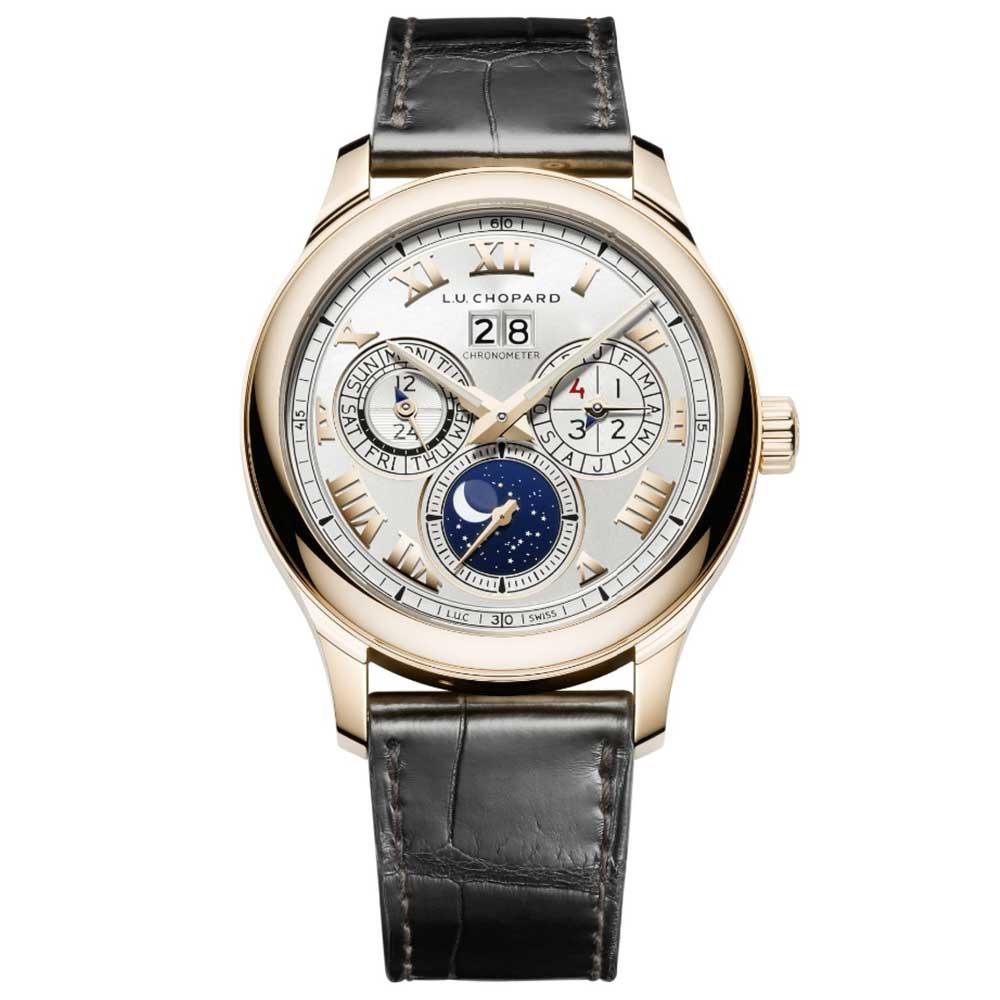 Chopard L.U.C Rose Gold Lunar One Watch