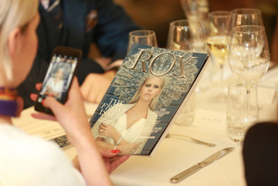 ROX Presents... ROX Magazine AW17 Launch Dinner