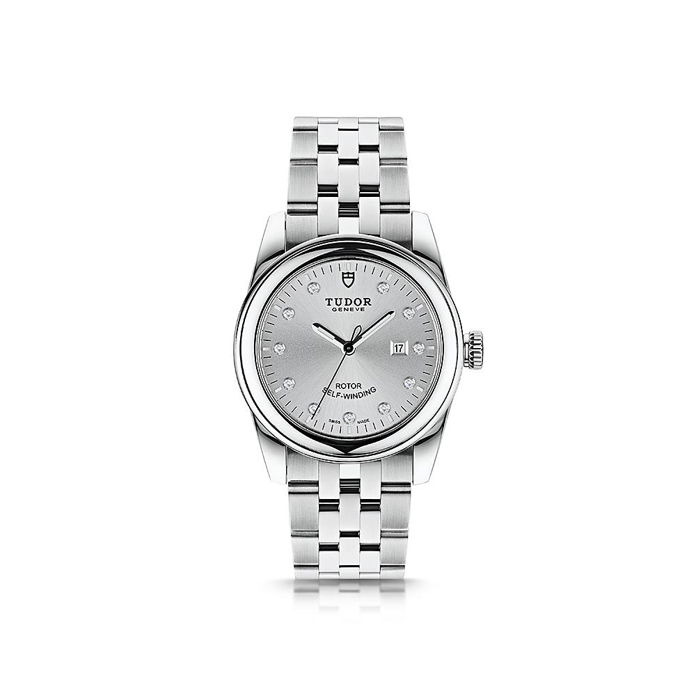 Tudor Glamour Bracelet Watch 31mm