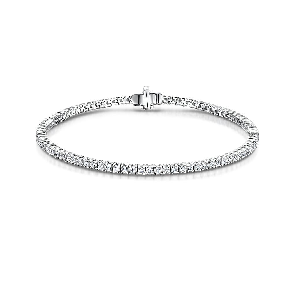 ROX Classic Diamond Tennis Bracelet 2.02cts