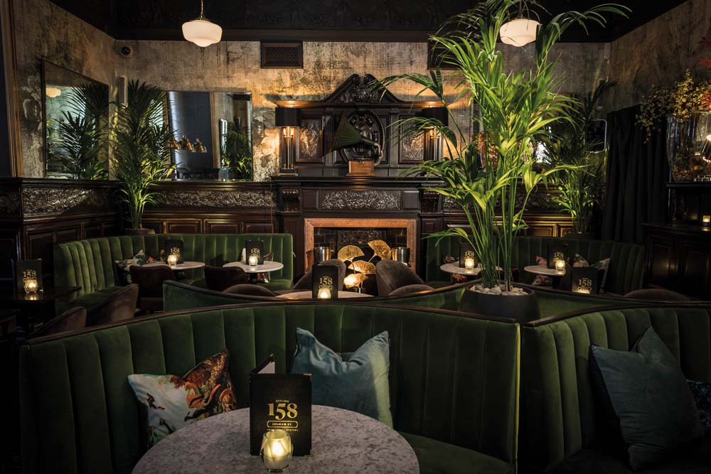 158 Club Lounge