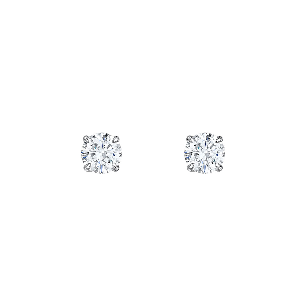 Honour Diamond Earrings 1.00cts