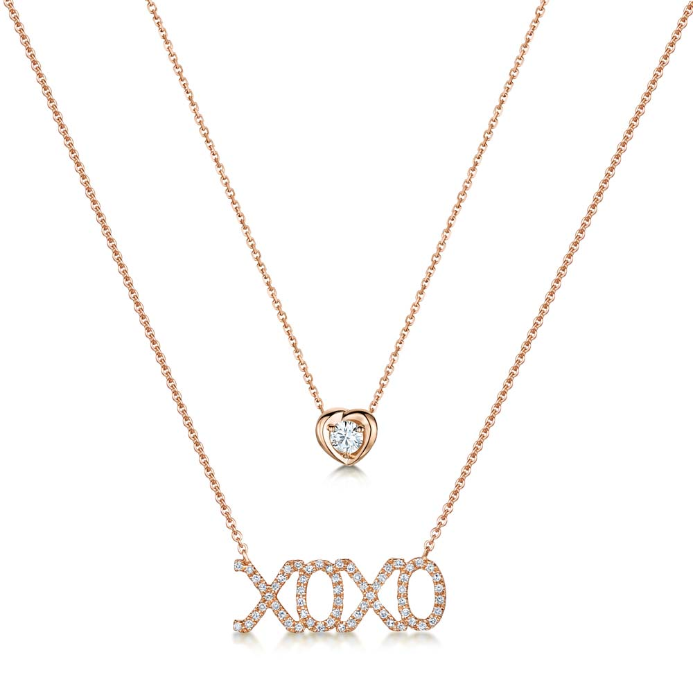ROX Diamond Pendants