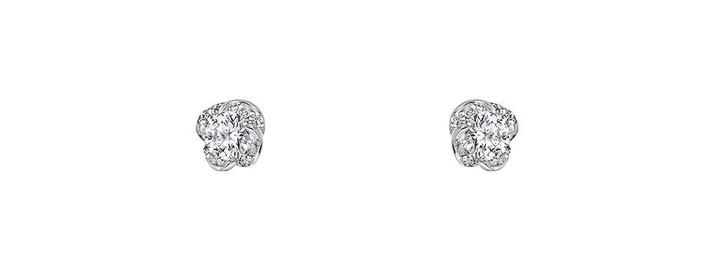 Diamond Earrings 0.20cts
