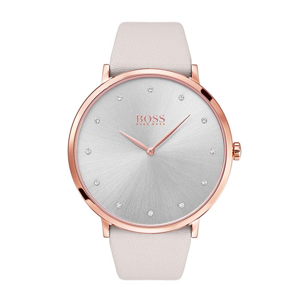 Hugo Boss Jillian Grey Dial Watch