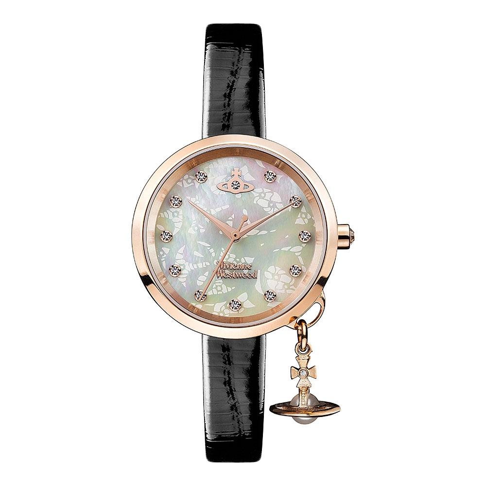 Vivienne Westwood Bow II Strap Watch