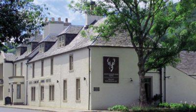 Winter Weddings - Loch Lomond Arms Hotel, Luss