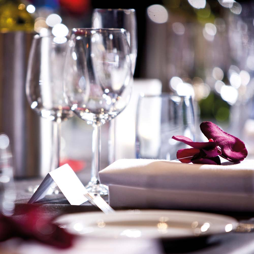 Winter Weddings - Malmaison Leeds