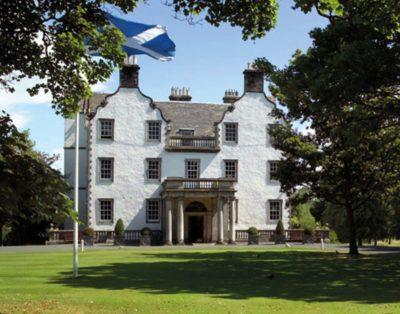 Winter Weddings - Prestonfield House Edinburgh