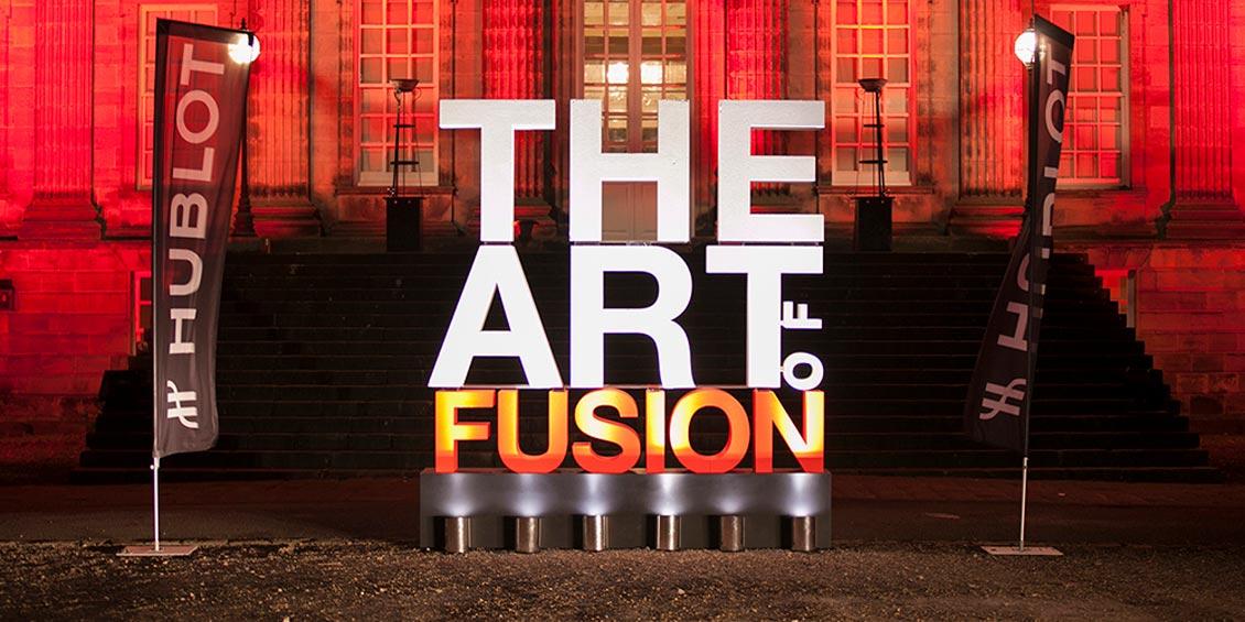 ROX Presents... Hublot Art Of Fusion Gala Dinner