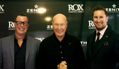 ROX Presents... Zenith Launch with Jean-Claude Biver