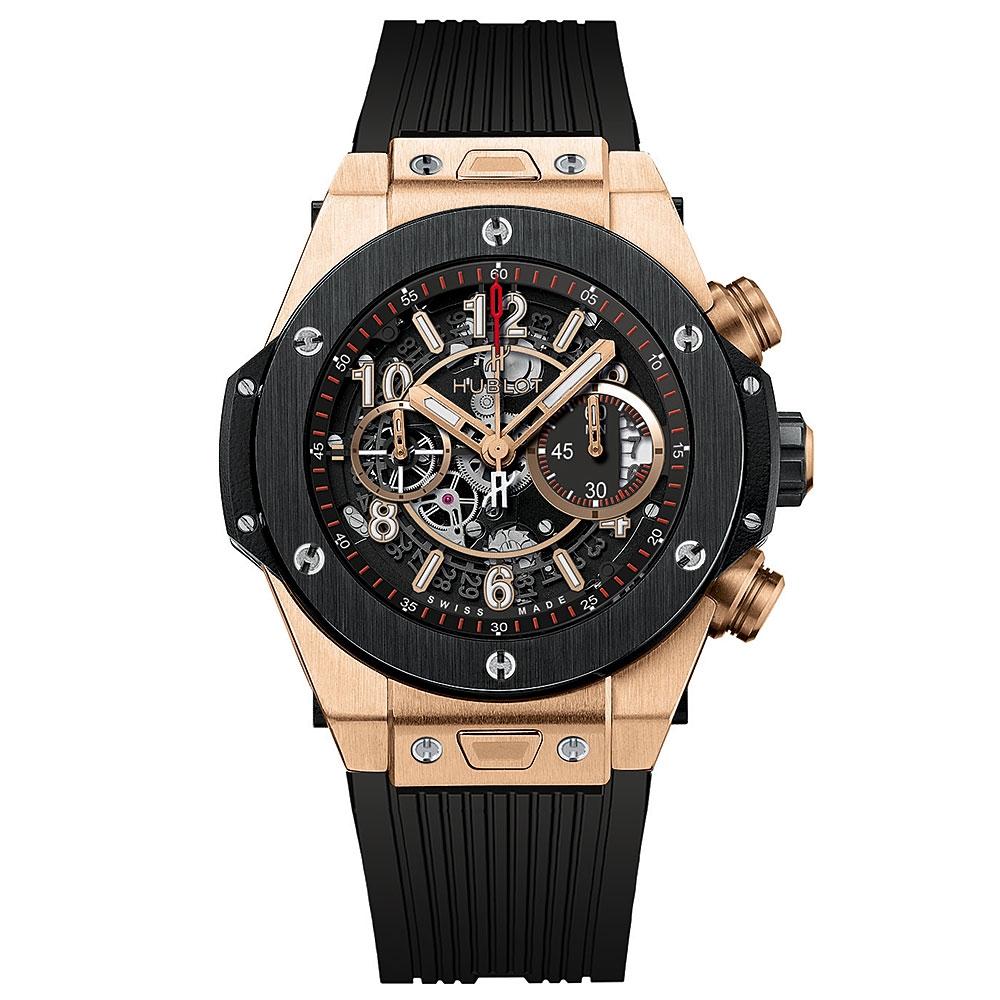 Big Bang Unico King Gold Ceramic Watch