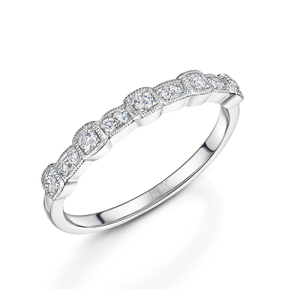 Diamond Ring 0.19cts