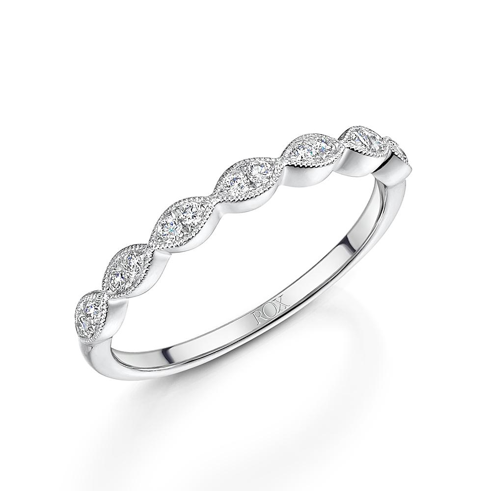 Diamond Ring 0.13cts