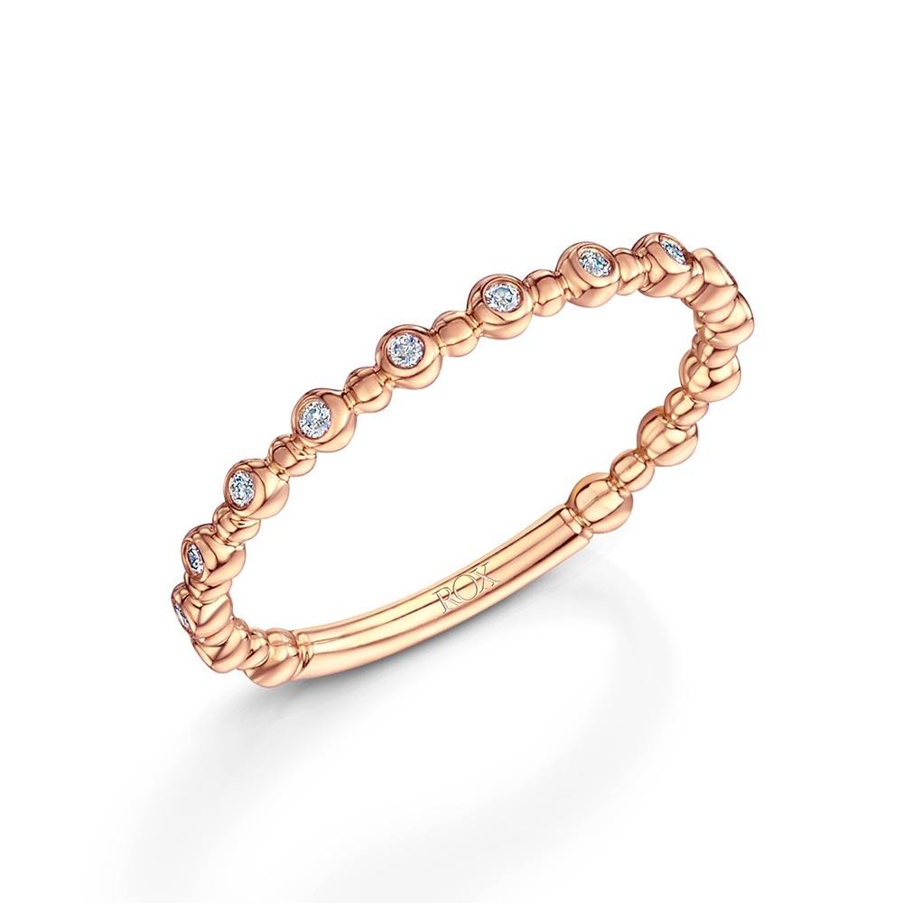 Diamond Ring 0.09cts