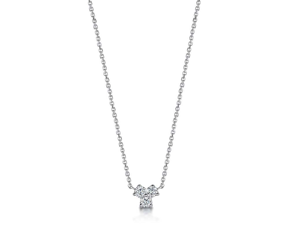 Diamond Pendant 0.12cts