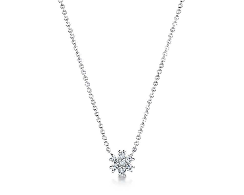 Diamond Pendant 0.10cts