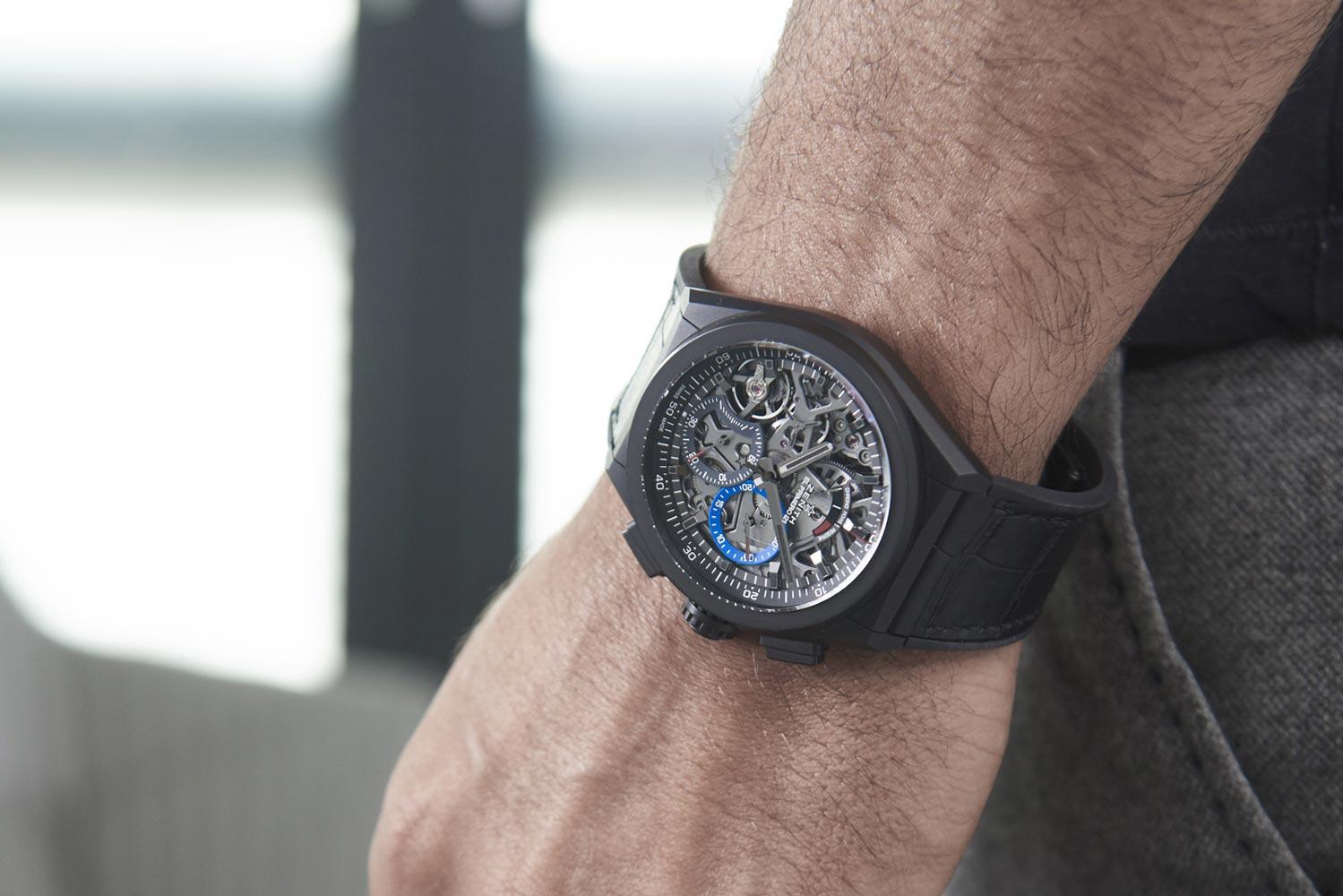 Zenith Defy-21 Watch Review