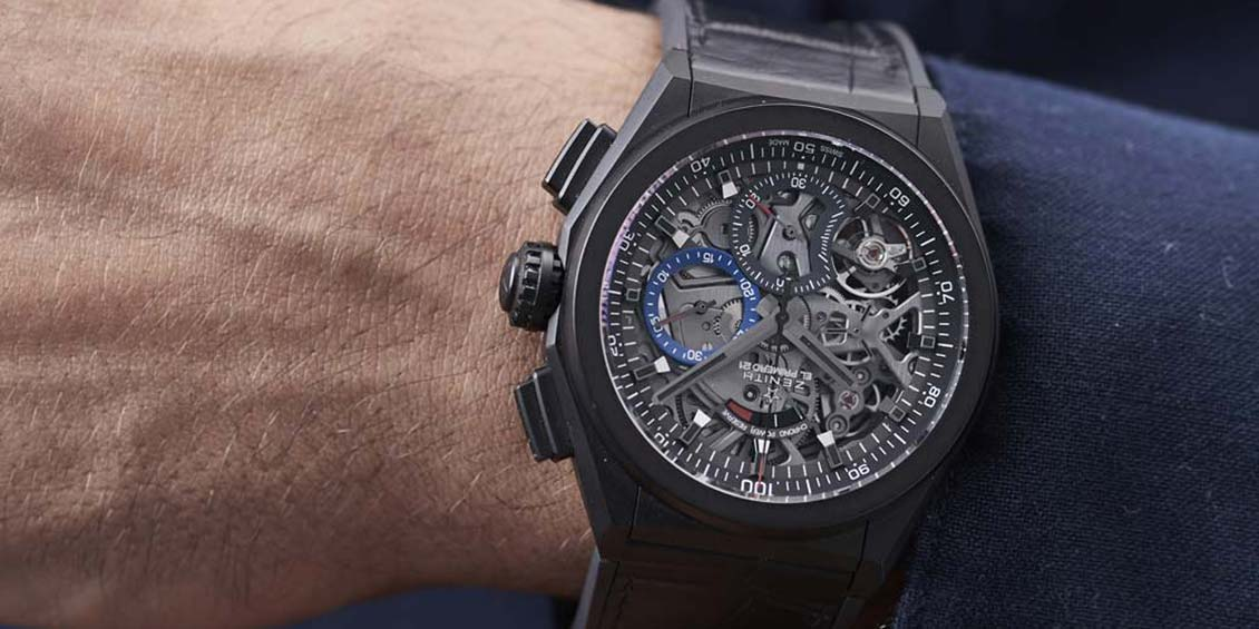 Zenith Defy-21 Watch Review