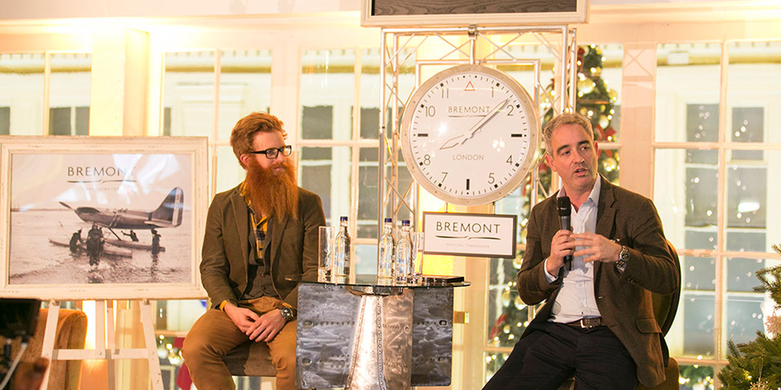 ROX Presents… An Evening with Bremont and Sean Conway