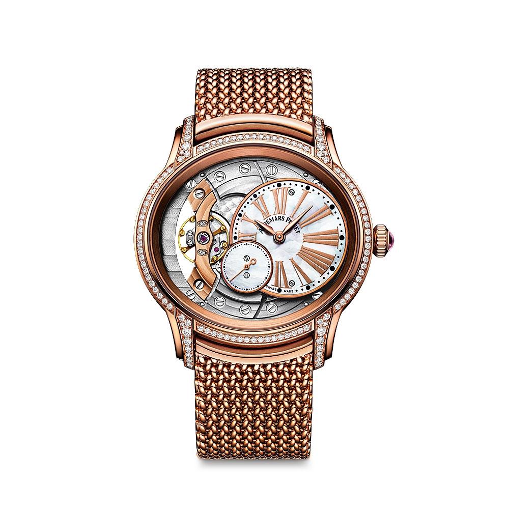 Audemars Piguet Millenary Hand Wound Watch