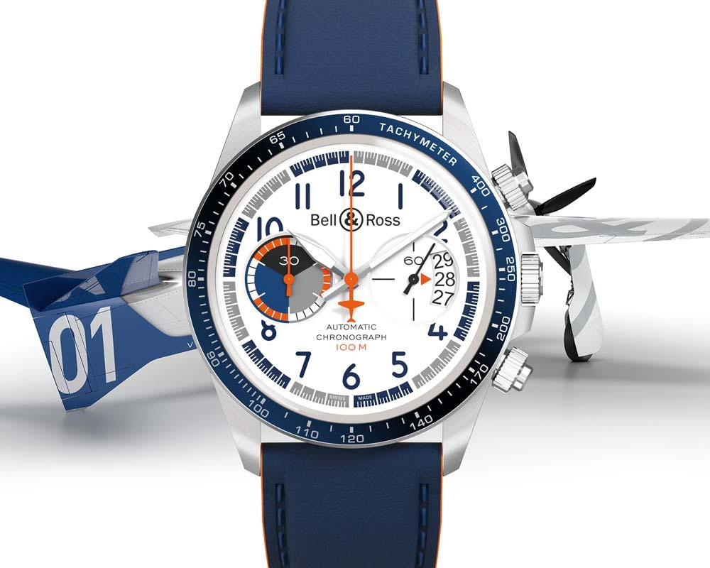 New Bell & Ross Racing Bird Watch