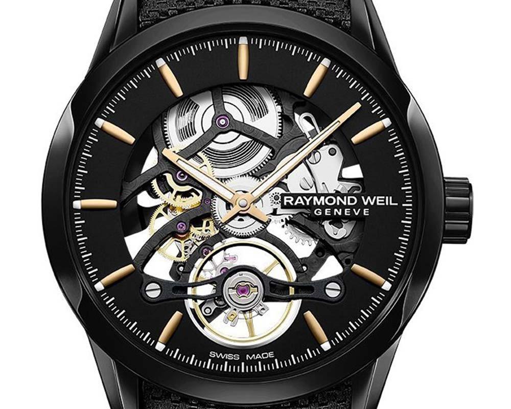 New Raymond Weil Skeleton Watch