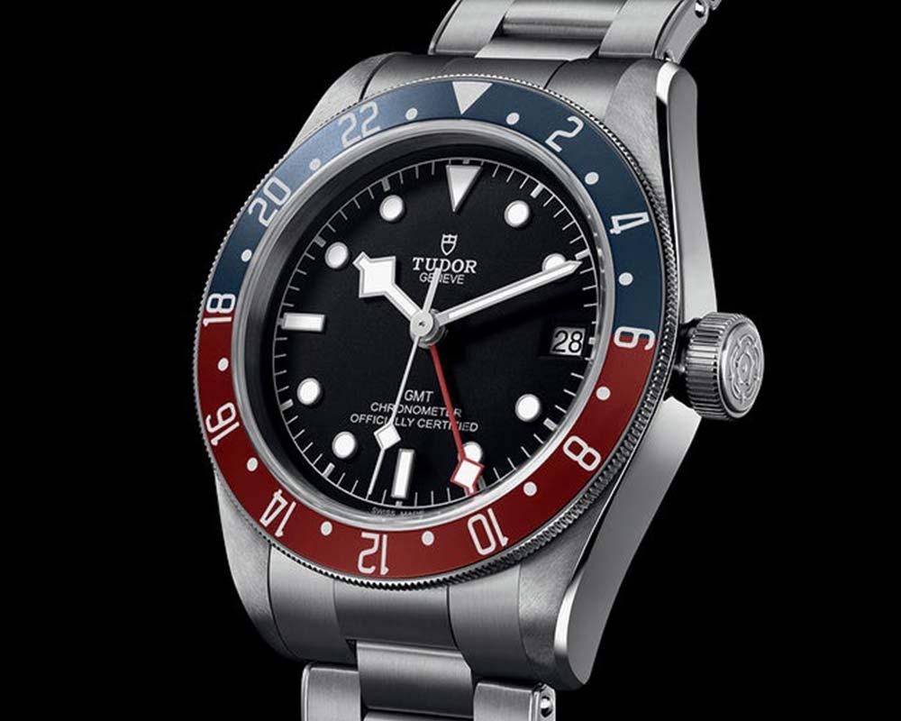 New Tudor Black Bay GMT Watch