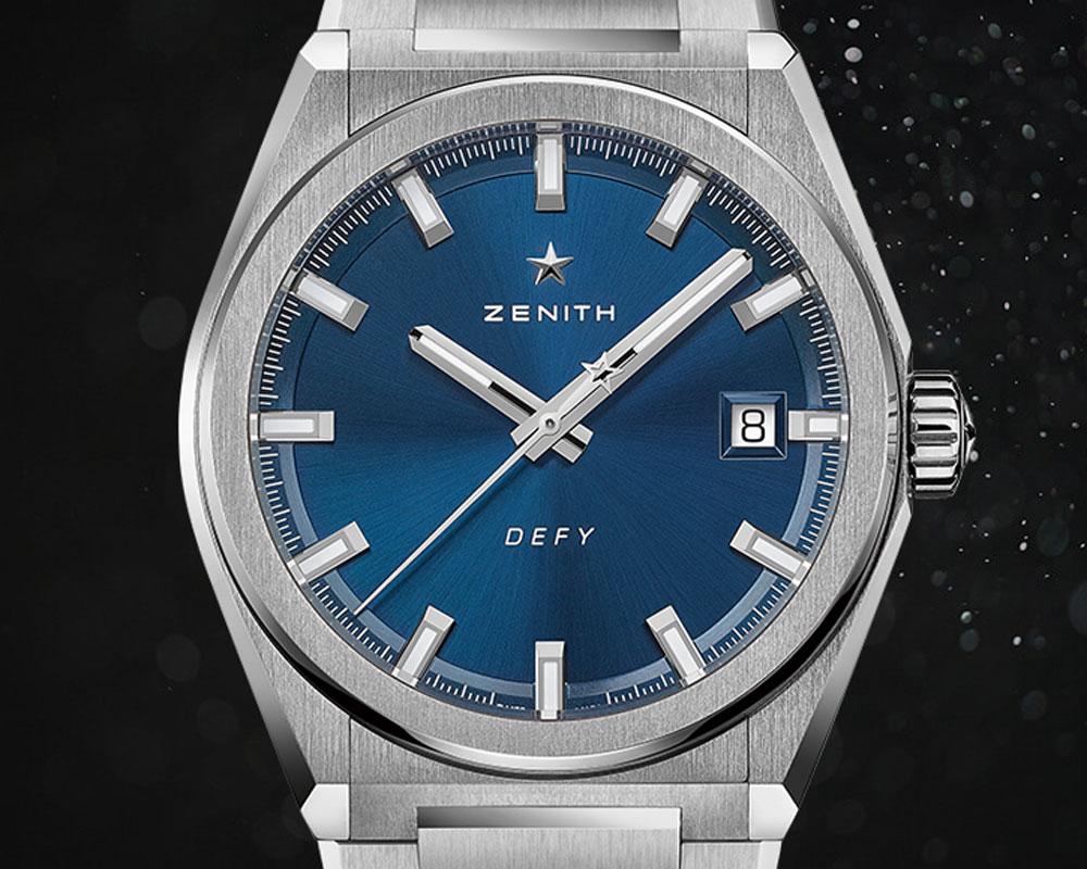 New Zenith Defy Classic Watch