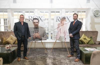 Celebratory Soirée Launches ROX Magazines SS18